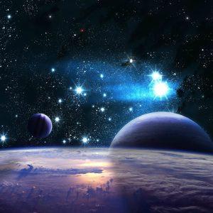 noche estrellada nubecita astral