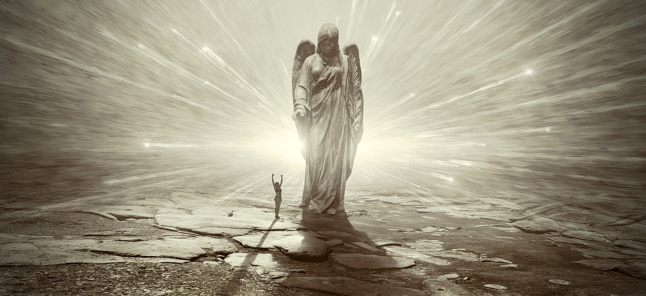 Ángel de Luz
