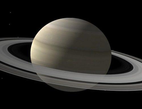El Planeta Saturno se encuentra Retrógrado