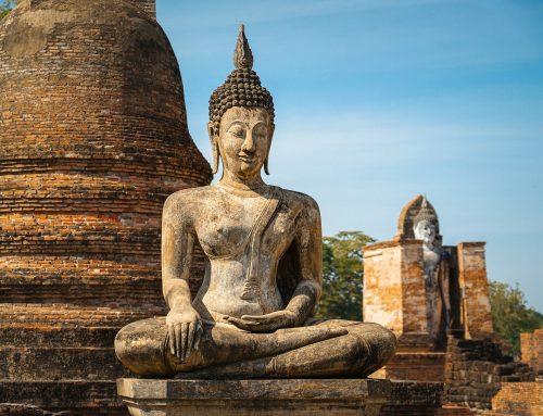 Conoce más sobre el Budismo
