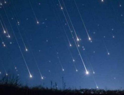 Las Lluvia de Estrellas Perseidas el 12 de agosto
