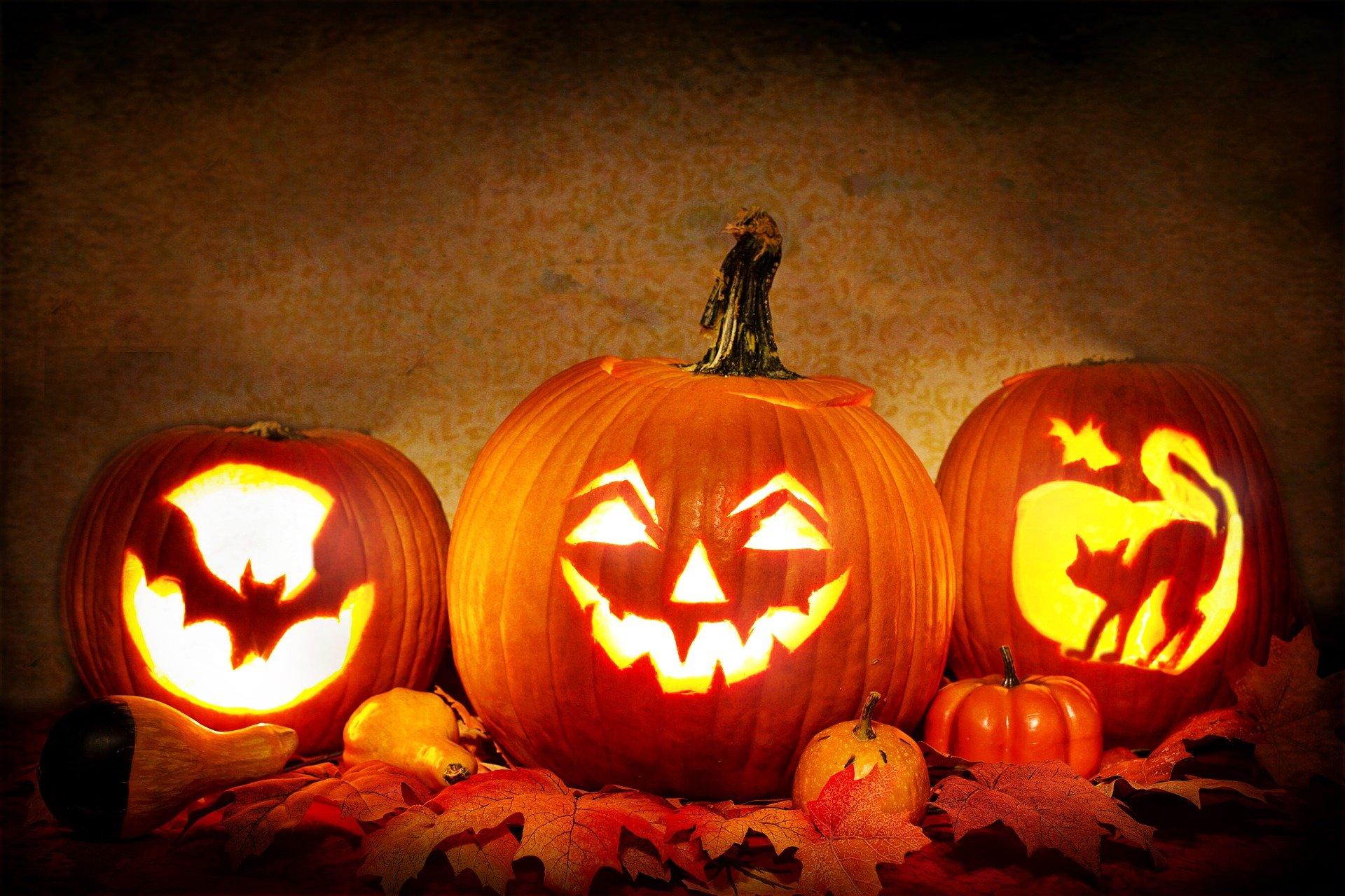 Halloween nubecita astral