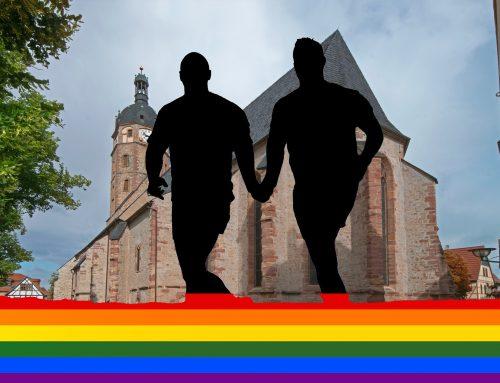 Los Homosexuales entraron en cuerpos ajenos